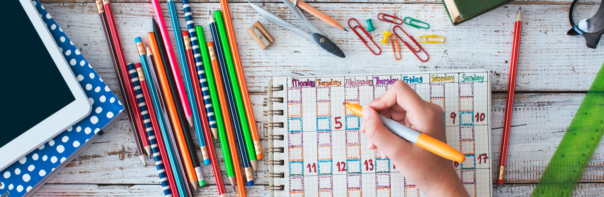 bimarkt - Schülerkalender